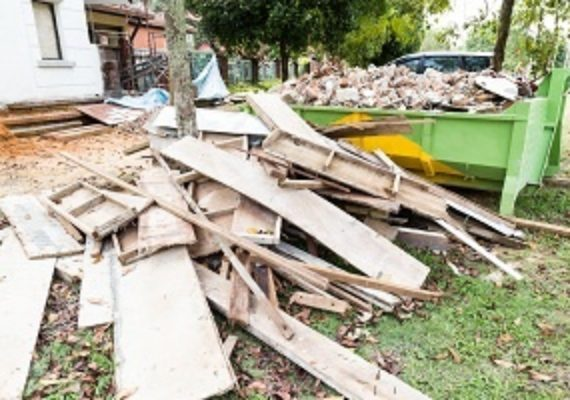 The benefits of yard debris removal